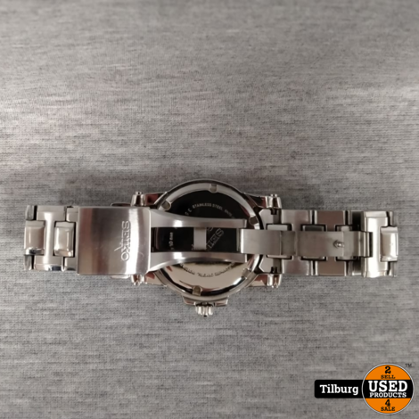 Seiko Premier 6n76 + extra schakels    Incl. Garantie