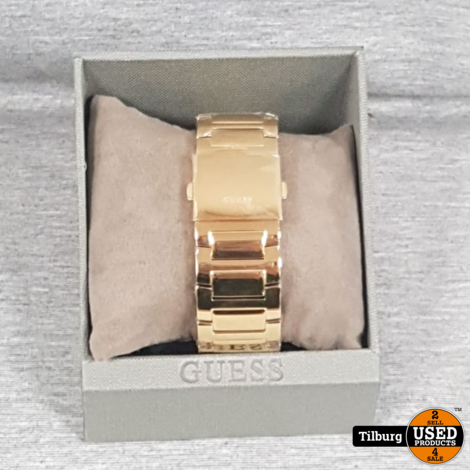 Guess Frontier W0799G2 Mens Sport Horloge in Doos || Incl. garantie