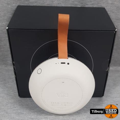 Reykjavik Grijs Bluetooth Speaker Compleet in  Doos    Incl. garantie