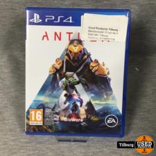 Sony PS4 spel ANTHEM