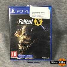 Sony Playstation 4 Fallout 76 || Incl. Garantie