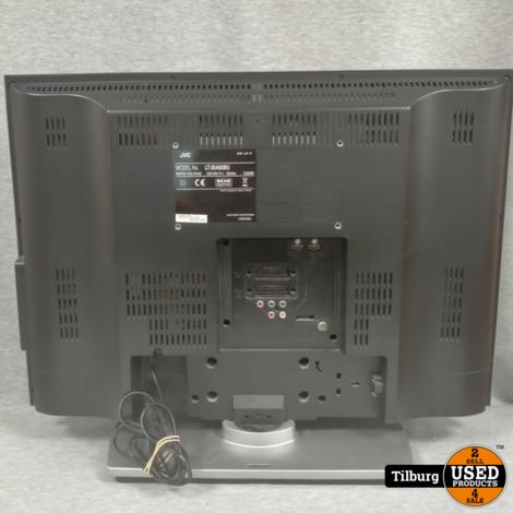 JVC LT26A85BI tv  Incl. Stroomkabel en Afstandsbediening || Incl. Garantie