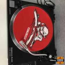 american audio American Audio TTD-2400 Direct Drive Platenspeler in doos