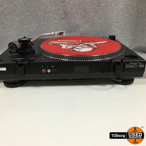 American Audio TTD-2400 Direct Drive Platenspeler in doos