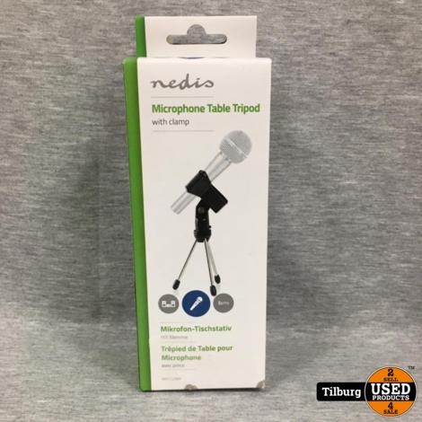Nedis Tafelstandaard voor Microfoon  |  Max. 0,8 k