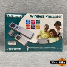Eminent Wireless Presenter Nieuw in doos