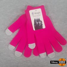Winter Magic Touch Handschoenen    NIEUW   