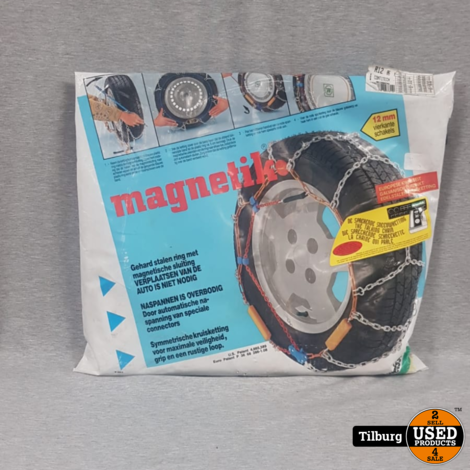 Weissenfells Magnetik 12MM Sneeuwketting