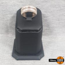 Zilveren Ring 2 laags 7.5 Gram