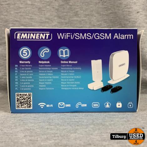 Eminent EM8615 Wireless Starter Kit zgan compleet in doos || Incl. Garantie