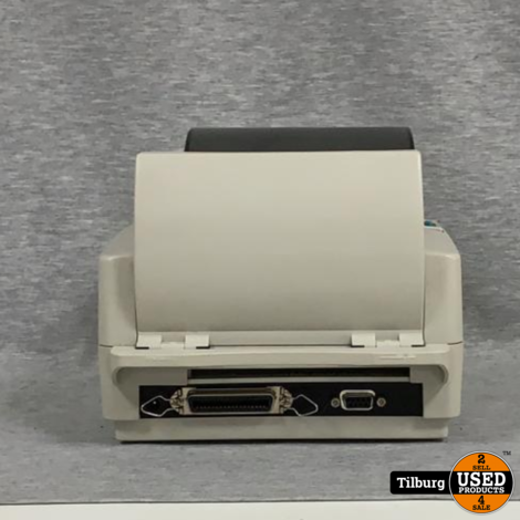 Zebra TLP 2742 Etiket Printer Met Adapter
