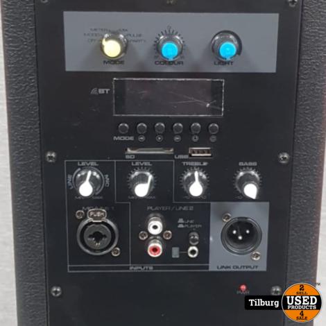LM65 LightMotion Portable PA 400W || inclusief garantie