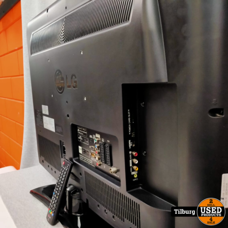 LG 32LD320 Met stroomkabel en afstandsbediening || Incl. Garantie