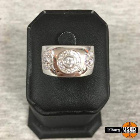 Zilveren Ring 7 Gram