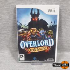 Nintendo Nintendo Wii: Overlord Dark Legend || Incl. garantie