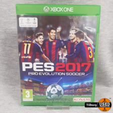 Xbox One Pes 2017 Pro Evolution Soccer || Incl. garantie