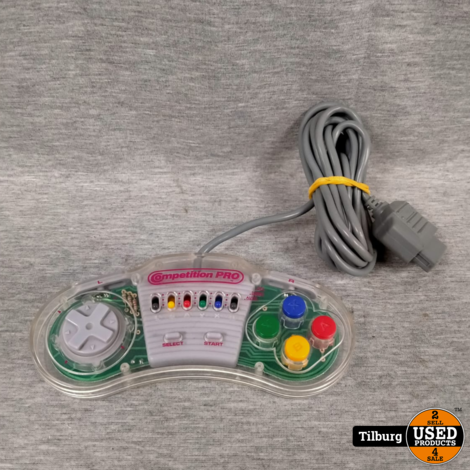 Competition Pro Controller voor Nintendo NES