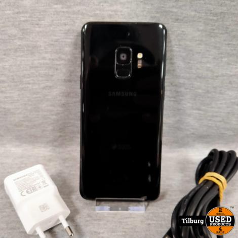 Samsung Galaxy S9 64GB Dual Sim Met Oplader || Incl. Garantie