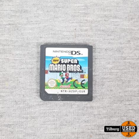 Nintendo DS  New Super Mario Bros || Incl. garantie