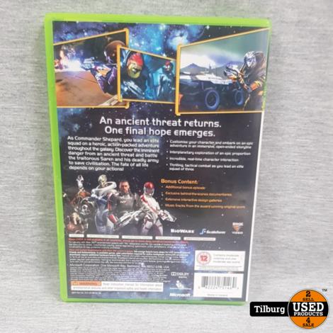 Xbox 360 Mass Effect || Incl. Garantie