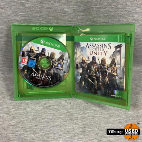 Xbox One Assassins creed unity