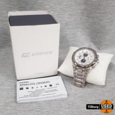 Casio Casio Edifice EF539D Heren Horloge  ZGAN in Doos     Incl. Garantie
