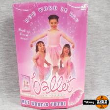 Hoe Word Ik Een BalletDanseres Met DVD en Tutu    Incl. garantie