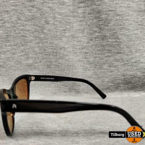 Rocco by rodenstock zwart zonnebril   met garantie  