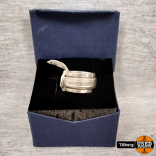 Buddha to Buddha Zilveren Ring Maat 17/ 16,4 GR