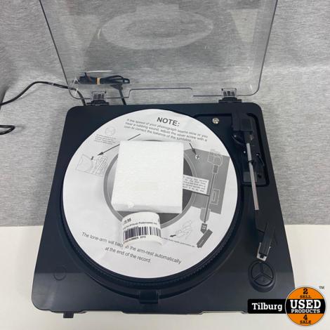 Konig hav-tt10usb Platenspeler met USB in Nieuwstaat