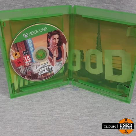 Xbox One GTA 5    Incl. garantie