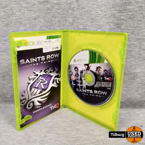Microsoft Xbox 360 Saints Row the Third