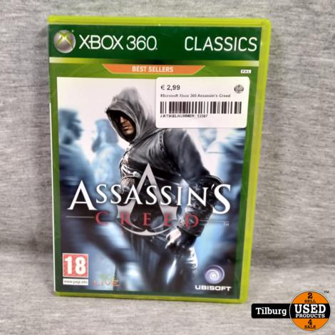 Microsoft Xbox 360 Assassin's Creed || Incl. Garantie