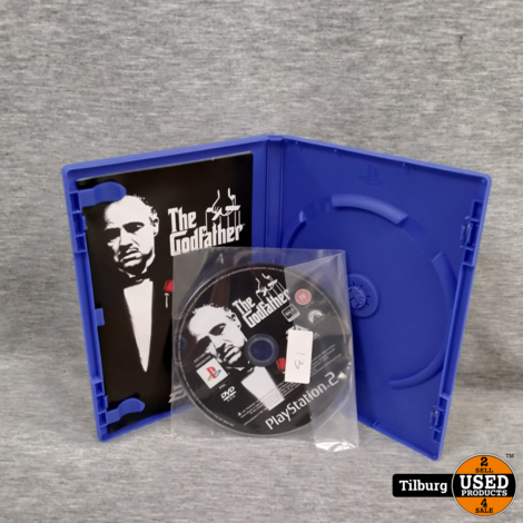 Sony PS2 The Godfather || Incl. Garantie