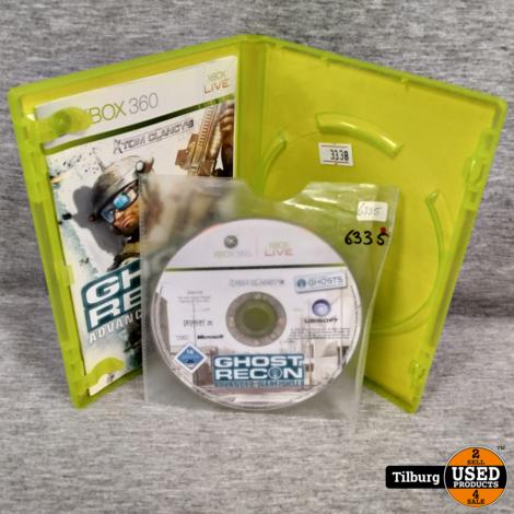 Xbox 360 Ghost Recon Advanced Warfighter Premium Edition || Incl. Garantie