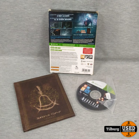 Xbox 360 Murdered Soul Suspect Limited Edition || Incl. Garantie