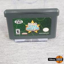 Nintendo Gameboy Advance spel Texax Hold'em Poker