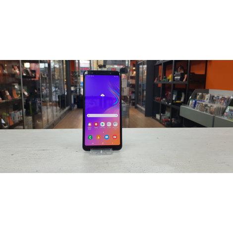 Samsung Galaxy A7 (2018) Black 64 GB    Nette staat