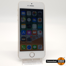 Apple iPhone SE 16GB Gold - In Goede Staat