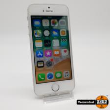 Apple Apple iPhone 5S 16GB Zilver - In Goede Staat