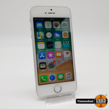 Apple Apple iPhone 5S 16GB Zilver - In Goede Staat