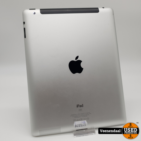 Apple iPad 2 16 GB Space Gray - In Goede Staat