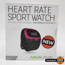 mio Mio Alpha 2 Heart Rate Sport Watch Hartslagmeter - Nieuw in Doos