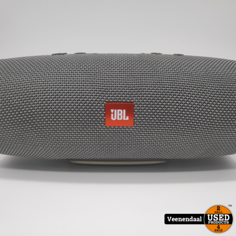 JBL Charge 4 Zilver - Draagbare Bluetooth luidspreker - In Goede Staat
