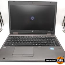 hp HP ProBook 6560b 4GB RAM 180GB SSD WIN10 - In Goede Staat
