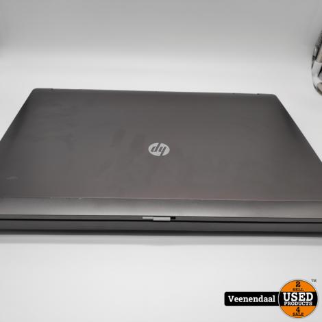 HP ProBook 6560b 4GB RAM 180GB SSD WIN10 - In Goede Staat