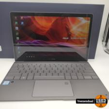 asus Asus UX390U Zenbook i5-7200U 256GB SSD 8GB Garantie t/m 02-03-2022 - In Nieuw Staat