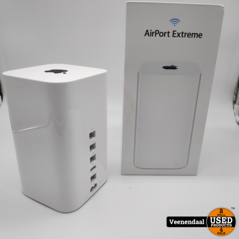 Apple Airport Extreme Wit - In Prima Staat