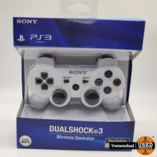 sony Sony Dualshock 3 Wireless Controller Wit - Nieuw
