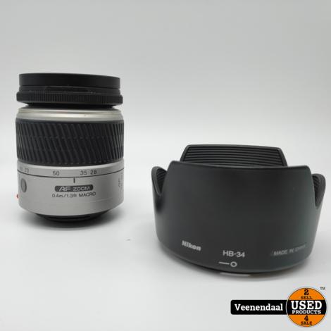 Minolta AF 28-80 Lens - In Prima Staat